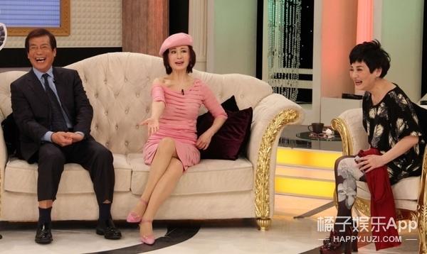 她是范冰冰的偶像,让小S跪服,潘迎紫71岁心态比外表更年轻