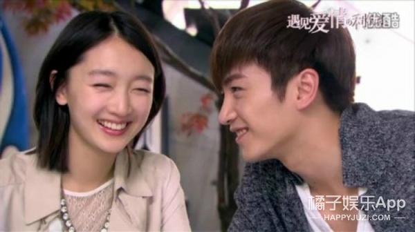 刚当爹的陈晓接班陈妍希,跟金马最佳女主周冬雨谈情说爱!