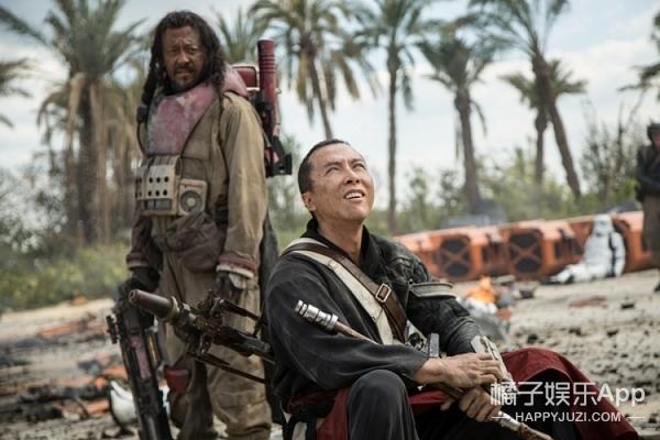 没打酱油!姜文、甄子丹说这部《星球大战》没他们不行!