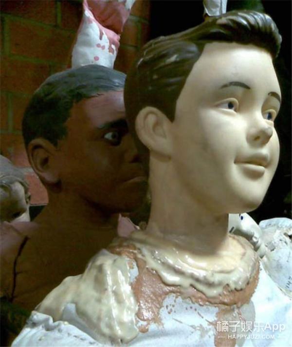 假人模特也是有故事的,比如好莱坞仓库里的那些