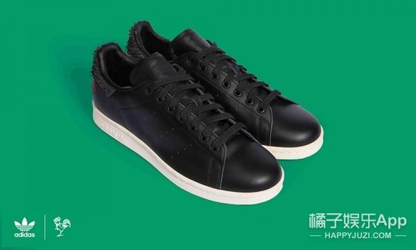 "adidas的中国鸡年特别款也来了——""麻将鸡""!"