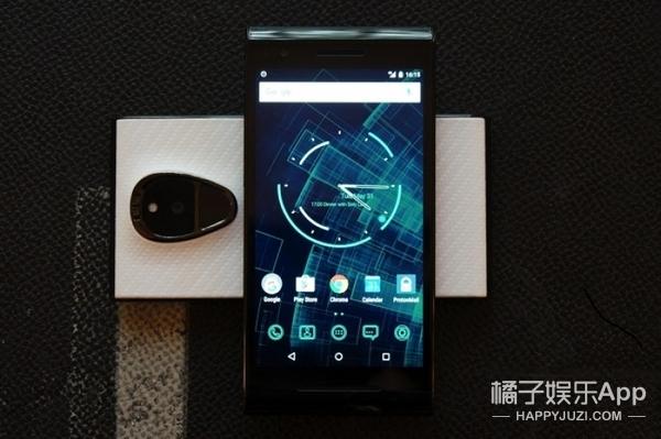 价值20000美金的Solarin手机,提供极致隐私与管家服务