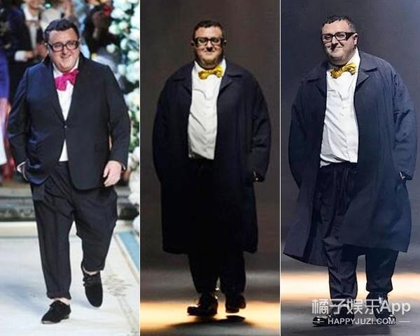 时装设计师们最经典的除了设计,还有这些超个性的谢幕Pose