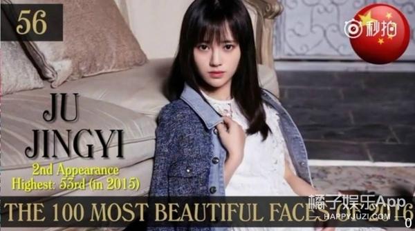 2016全球最美面孔榜单诞生,击败刘亦菲、Angelababy,中国最美的面孔竟然是她!