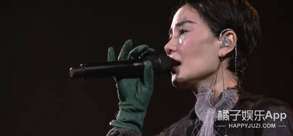 王菲唱功不如从前?那又如何!高冷、仙气、酷感……这依然是一场非常王菲的演唱会!