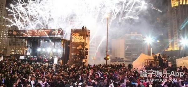 2017跨年烟火秀哪里最好看