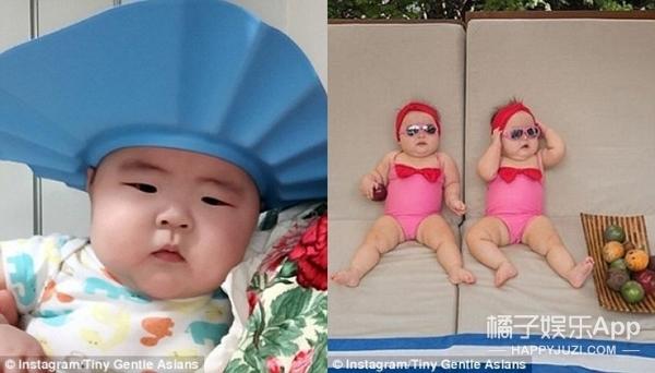 这些亚洲宝宝被老爸老妈们玩坏了!
