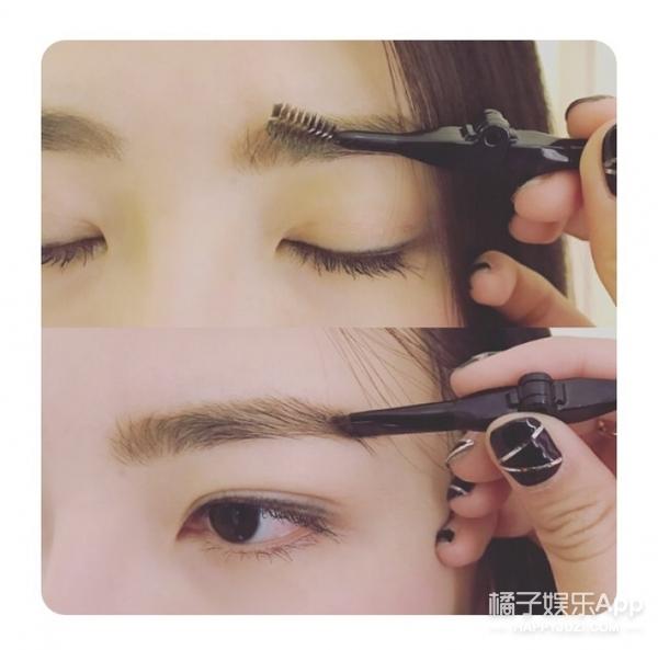 眉粉也搞气垫,果然彩妆的宇宙中心在韩国啊!