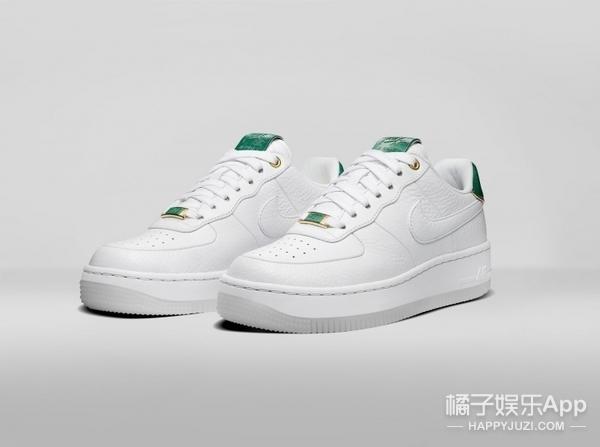"""致敬""""金镶玉""""?Nike这次的农历新年款画风终于高大上了!"""