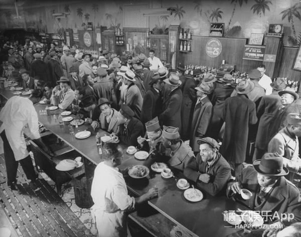 中午办公吃饭全靠赶,这都是美国人惹的祸