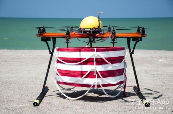 伊朗海上救命无人机,不仅仅是投递救生圈那么简单