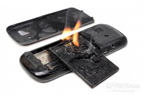 有人研制出了电池阻燃器,好想@三星手机