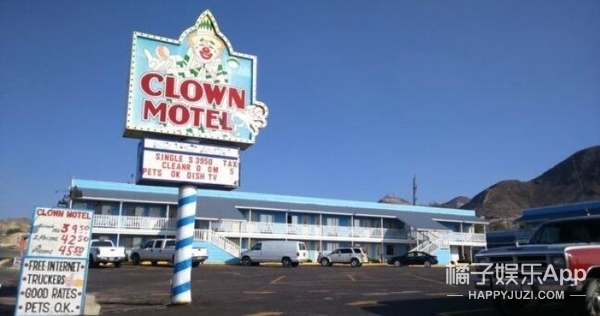这间旅馆里有500多只小丑娃娃,你敢住吗?