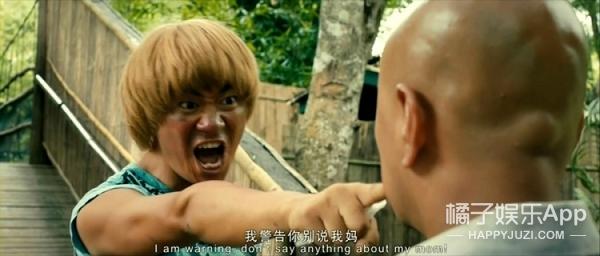 头发抹油,带大金链,《大闹天竺》反派黄渤再次用演技征服了我!