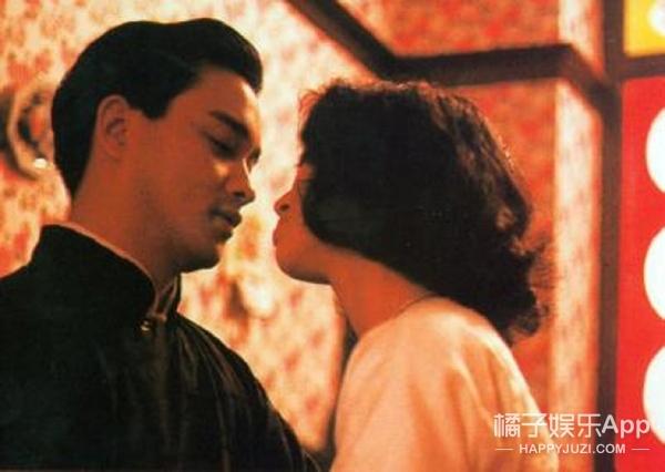 """【老照片】张国荣:看到他,就看到一个""""爱""""字"""