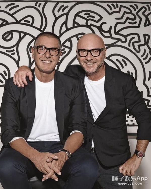 千万别看D&G设计师Stefano的日常,你会笑到怀孕的!