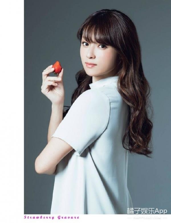 时下最潮的水果是什么?深田恭子和山下智久告诉你是草莓!