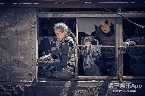 《夏洛》女神王智竟然会武术,单挑好莱坞武术指导不是问题