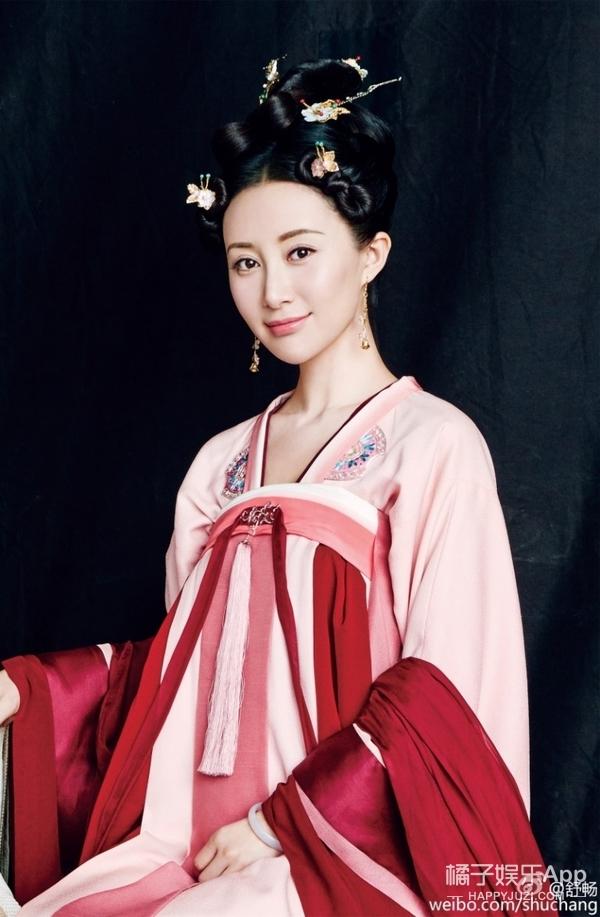 15年前《孝莊秘史》里的舒暢真美!她和皇帝的偶遇我能重看100遍