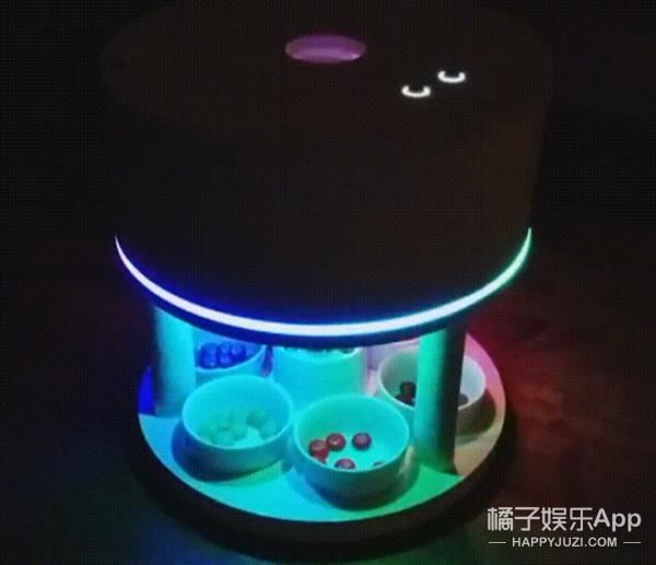 2017必购好物 | 这台机器可以把物品按颜色分类,发明人才17岁