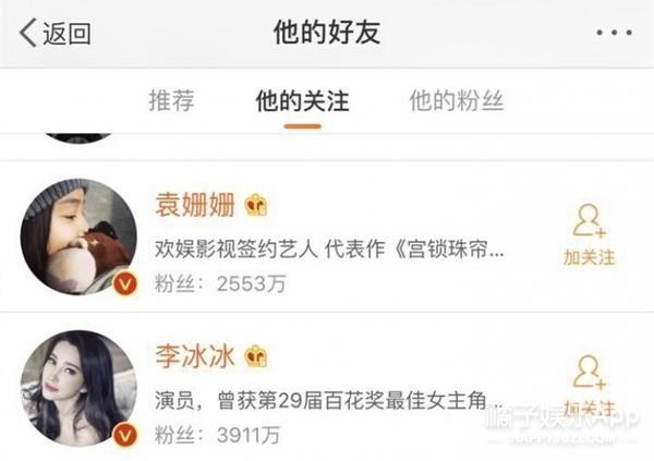 袁姗姗发微博回应与张继科恋爱:Che