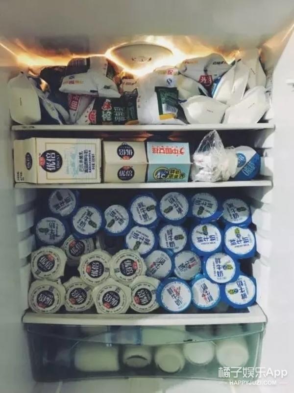 年后返城,看看网友们的冰箱行李箱里都塞了啥