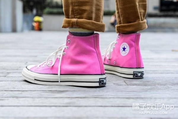 男生凭什么不能穿粉色?情人节穿这些粉色系单品最招桃花!
