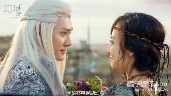 看着来自大海的冯绍峰,有种被《兰陵王》美女姐姐支配的恐惧!