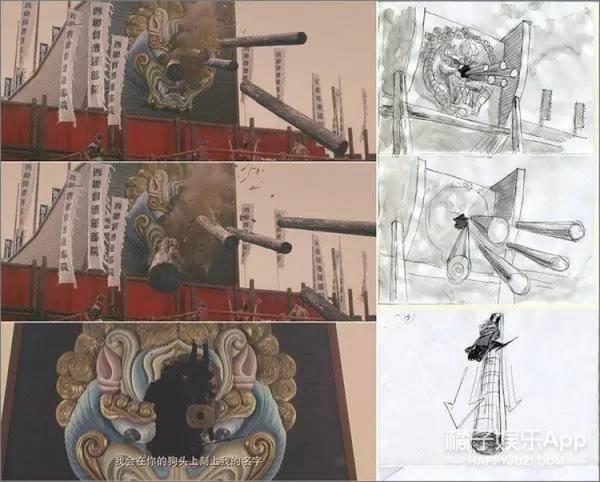 細微到表情!徐克這些手稿才是《西游伏妖》真正好看的原因!