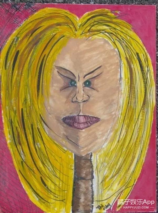 美国有个丑艺术品博物馆,那里的蒙娜丽莎长这样