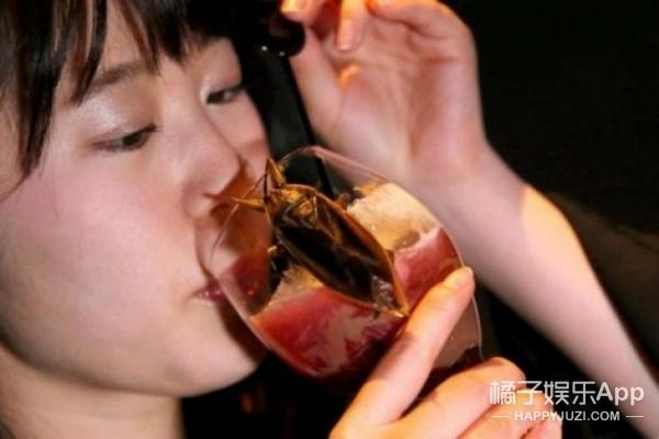 虫子马卡龙刺身姜饼人鸡尾酒牛奶……霓虹基将吃虫玩到了极致