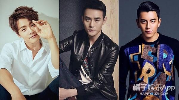 王凱、王大陸、馬天宇加盟《英雄本色4》,誰來演張國榮的孩子?