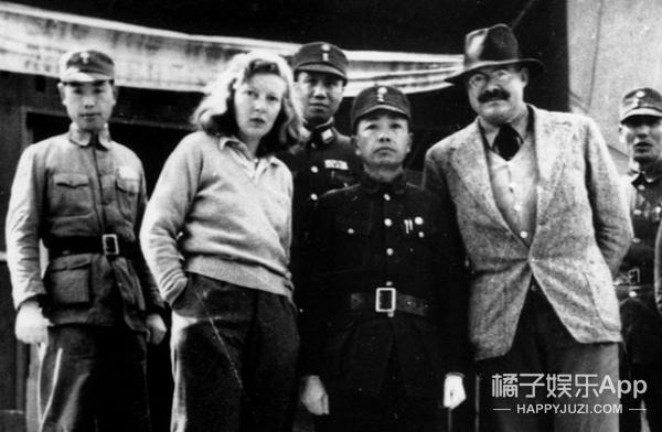 76年前的今天,海明威造访重庆宋美龄请他吃了什么