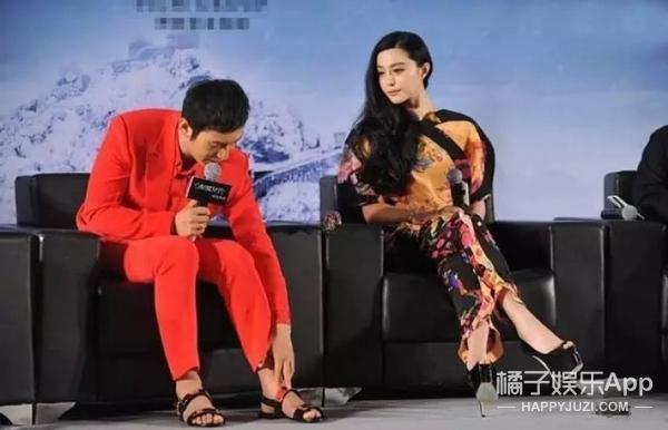 黄晓明身高终于被揭晓了,原来这个娱乐圈未解之谜的答案是...