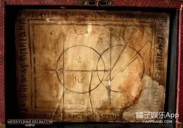 传说中有魔法师梅林,现实中也有一个叫梅林的神秘人