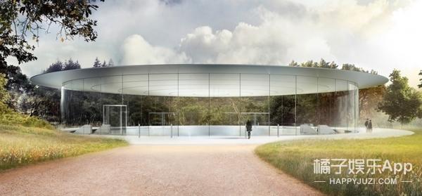 今天老乔生日了,苹果也公布了飞碟形状的神秘基地将于4月开启