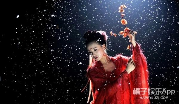 《醉玲珑》刘诗诗舞蹈路透,让我想到6年前惊艳众人的马尔泰若曦