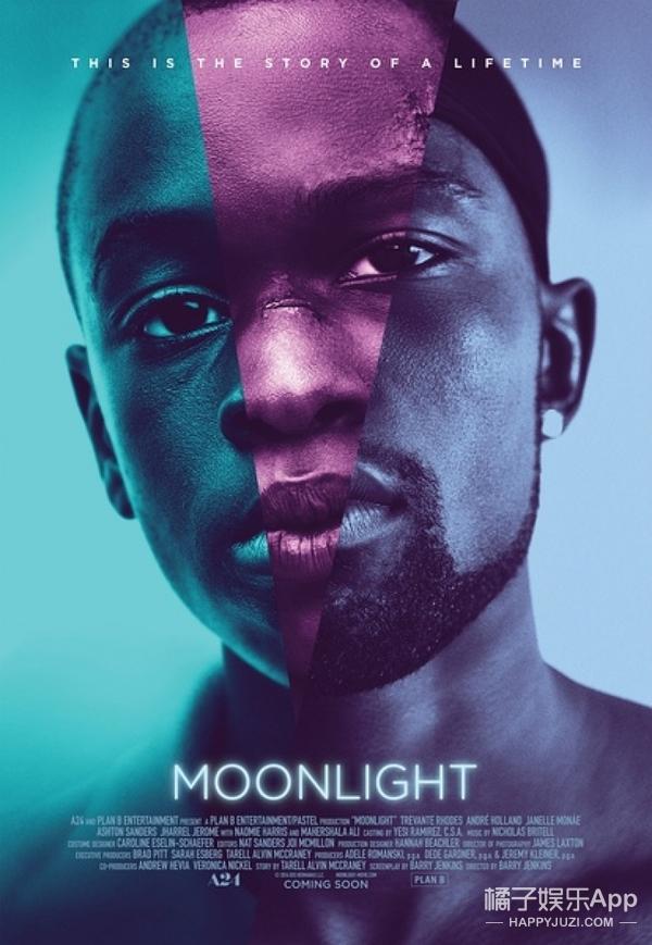 第89届奥斯卡:《月光男孩》夺最佳影片!《爱乐》6项大奖!