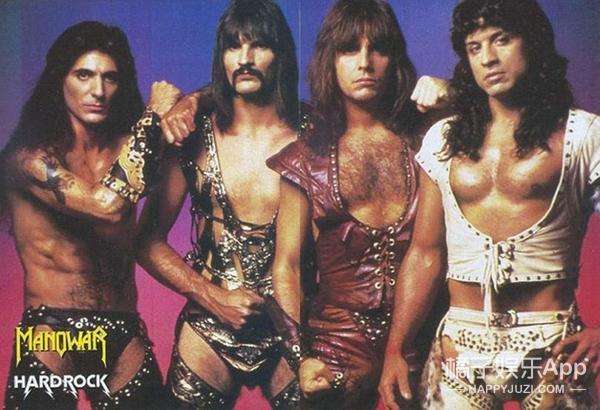 论拍照做妖,还是金属乐队赢了