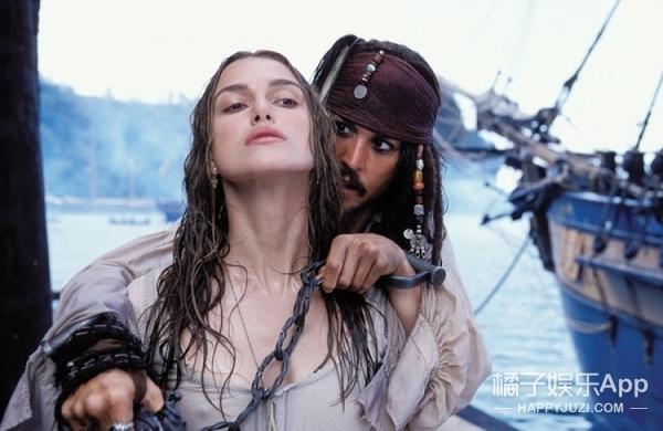 骷髅鲨鱼+18岁杰克船长!《加勒比海盗5》全新预告片特效逆天!