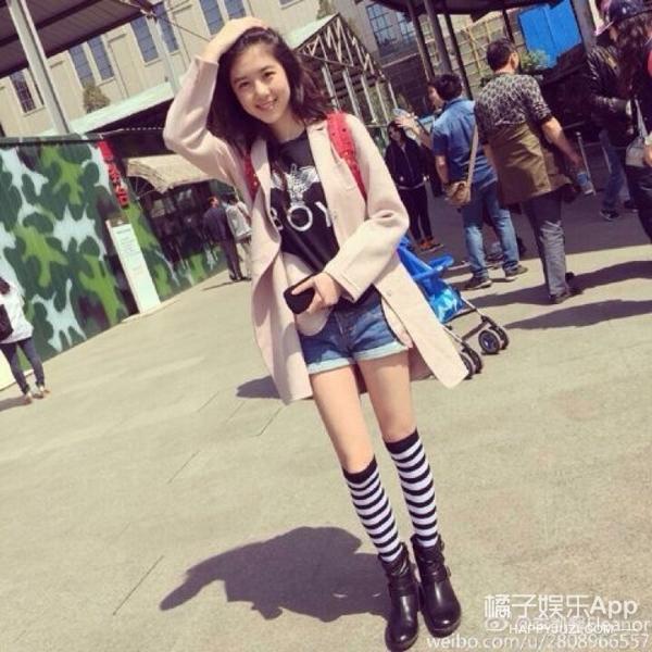 因苹果广告走红,被称作17年最美艺考生的李凯馨又接剧了!
