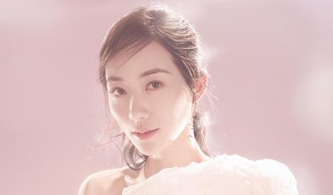 韩雪梦幻系写真曝光 春日浪漫气息来袭