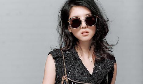 李凯馨时尚大片来袭,完美女神来袭