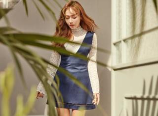 BLANC&ECLARE新图释出,杰西卡完美展示品牌时尚