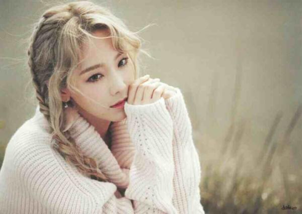 """金泰妍""""My Voice""""连续五周占据KKBOX日韩专辑榜第一"""
