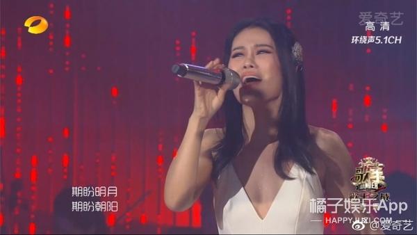 林忆莲夺歌王!总决赛 女歌手们除了唱功在妆发上也拼尽全力