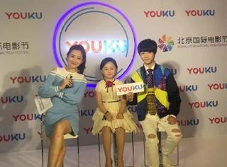 刘楚恬出席北京国际电影节,身着蛋糕裙乖巧可爱