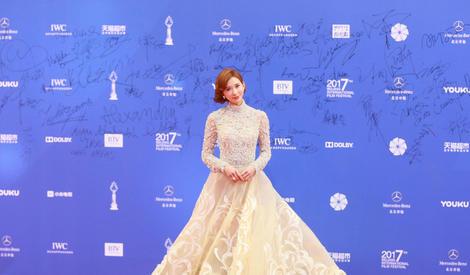 北京电影节闭幕红毯 林志玲优雅迷人