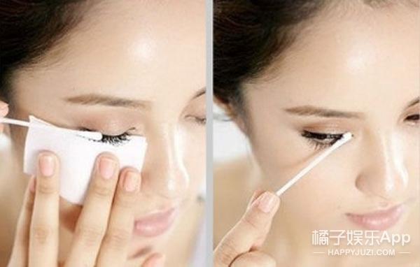 防水睫毛膏超~难卸,怎样才能把它卸干净?