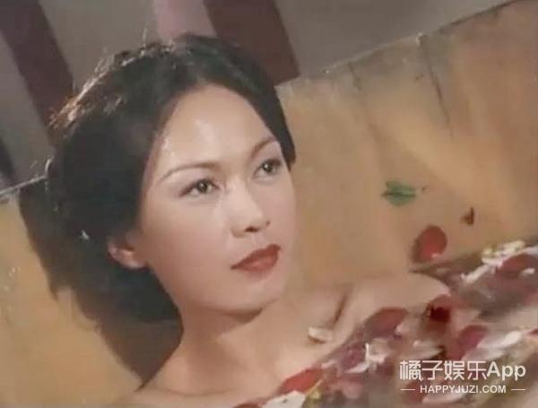 还记得《寻秦记》里嬴政的母亲朱姬吗?她现在长这样了
